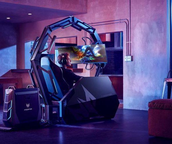 Acer представила новую версию игровой капсулы Predator Thronos Air (aab392244e40158ae15b3e5359b97f83)