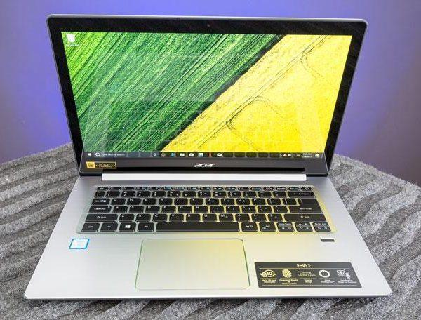 IFA 2020. Acer представила ноутбуки Swift 5 и Swift 3 с процессорами Intel Core 11-го поколения (acer swift 3)