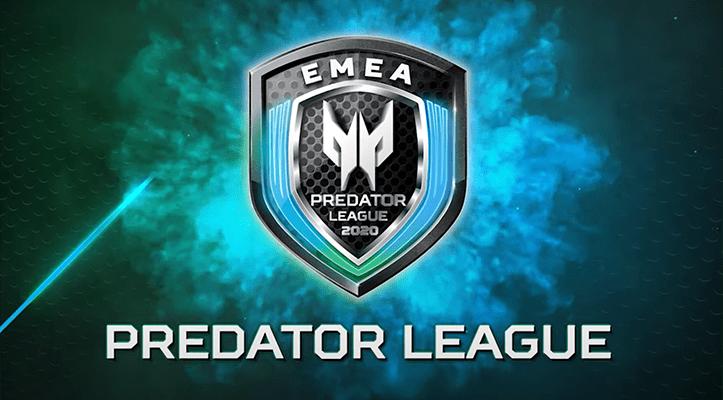 Acer запускает серию онлайн-турниров Predator League (acers predator league)