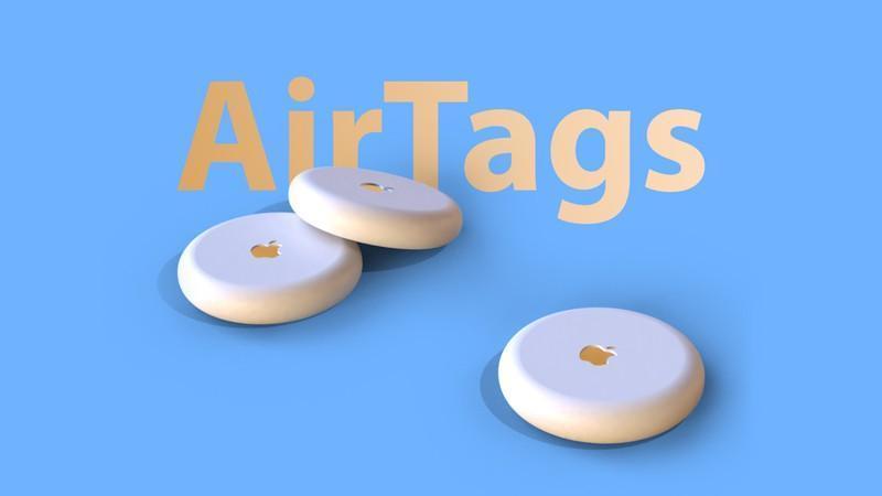 Всё, что Apple покажет 15 сентября: новые Apple Watch и iPad Air (airtags blue title)
