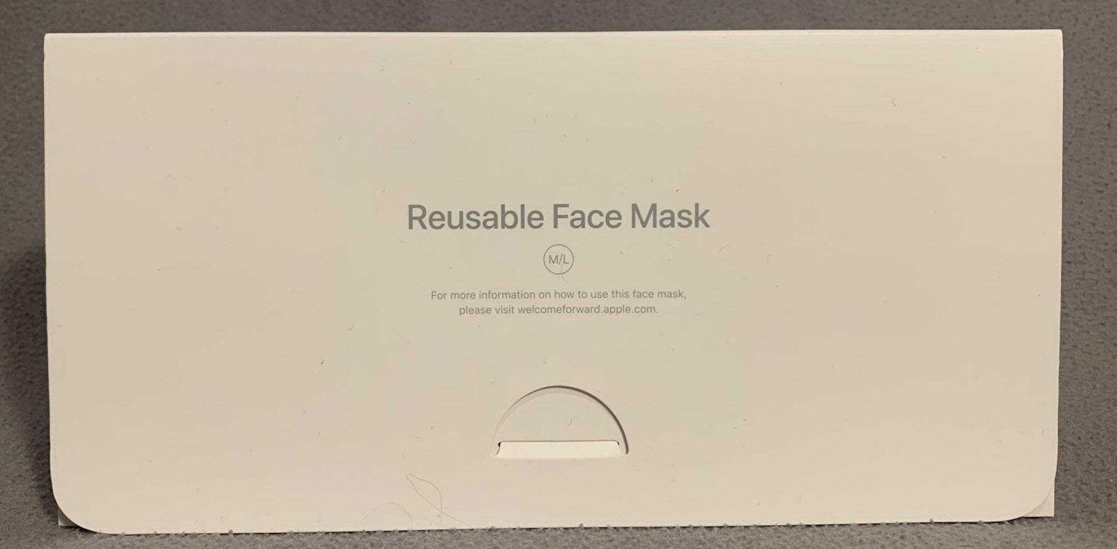 Apple разработала специальные маски для своих сотрудников (apple covid mask 2)