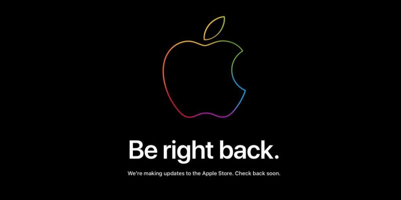 Сайты Apple Store временно закрылись перед анонсом iPad Air и Apple Watch Series 6 (apple store is down)