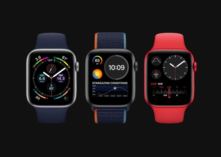 В комплекте Apple Watch Series 6 не будет зарядного устройства (apple watch series 6)