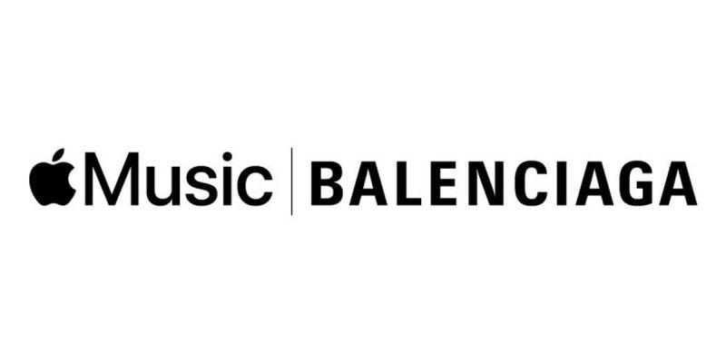 Balenciaga – новый куратор Apple Music (balenciaga apple dtf magazine)