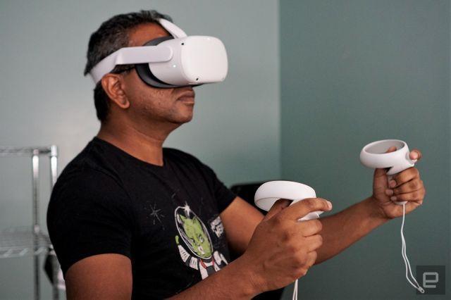 Facebook показала шлем виртуальной реальности Oculus Quest 2 (dims 1 1)