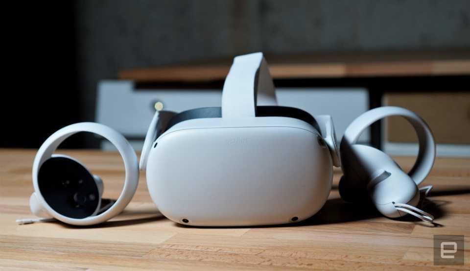 Facebook показала шлем виртуальной реальности Oculus Quest 2 (dims 4)