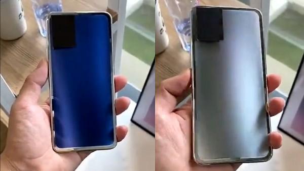 Смартфон меняющий цвет на задней панели оказался разработкой Vivo (egms6wvkxwvw 1)