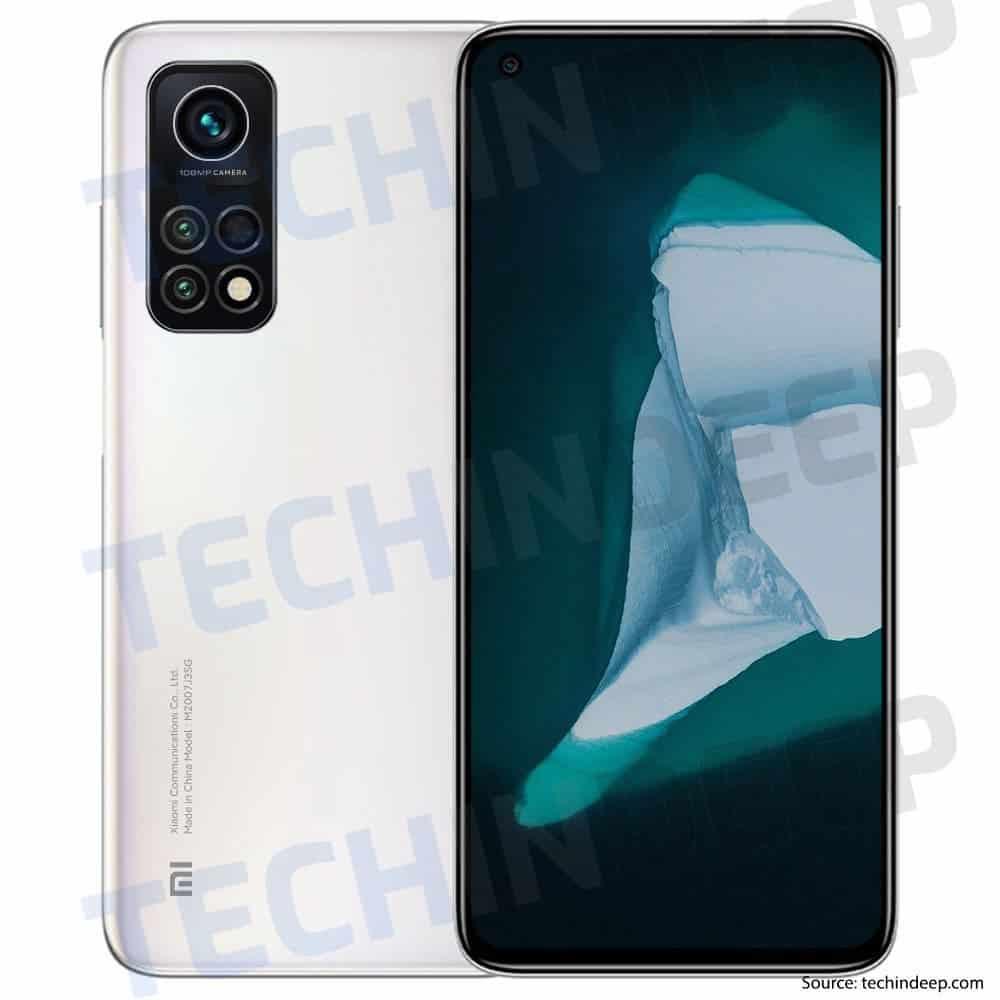 В сеть просочились фотографии грядущего смартфона Xiaomi Mi 10T Pro ()
