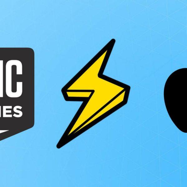 Теперь в Epic Games нельзя «войти с помощью Apple». Как же сохранить свою учётную запись? (epic games apple juridique)