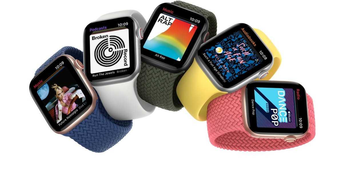 Взгляните на новые монобраслеты для Apple Watch (f55a89f2 89a1 4855 b8be d70a64be644a applewatchse)