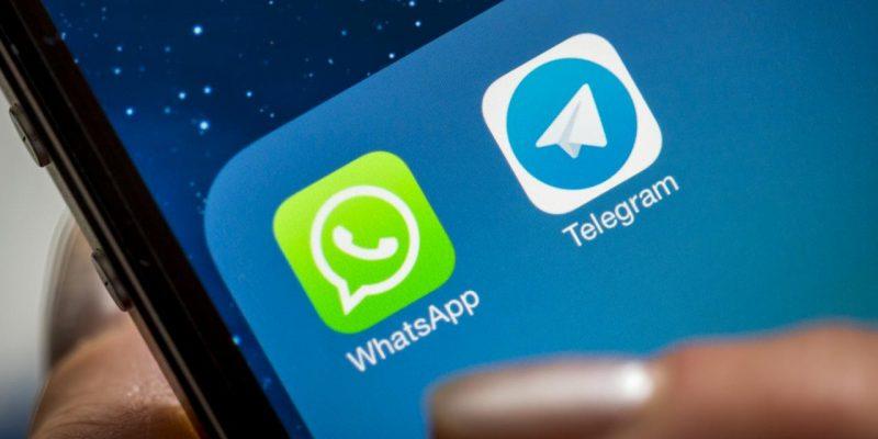 WhatsApp Web получит защиту отпечатком пальца (fransa dan mesajlasma uygulamalarina yasak)