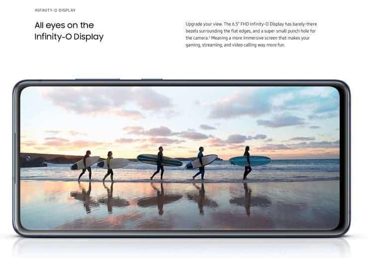 В сеть утекли характеристики Samsung Galaxy S20 Fan Edition (galaxy s20 fe 1)