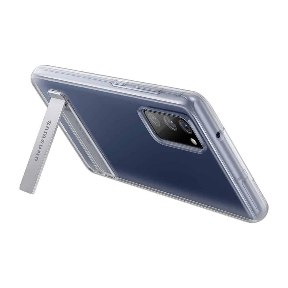 В сеть утекли официальные изображения чехлов Samsung Galaxy S20 FE (galaxy s20 fe 2 1)