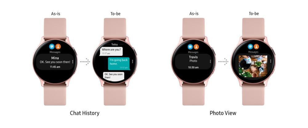 Galaxy Watch Active2 получили новые функции (galaxywatchactive2 softwareupdates main3)