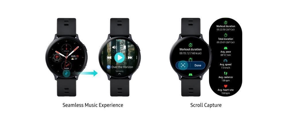 Galaxy Watch Active2 получили новые функции (galaxywatchactive2 softwareupdates main4)