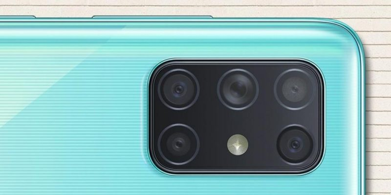 Galaxy A72 станет первым смартфоном Samsung с пентакамерой (gsmarena 000)