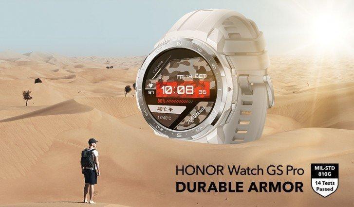 IFA 2020. Honor представил умные часы Honor Watch GS Pro (gsmarena 010)