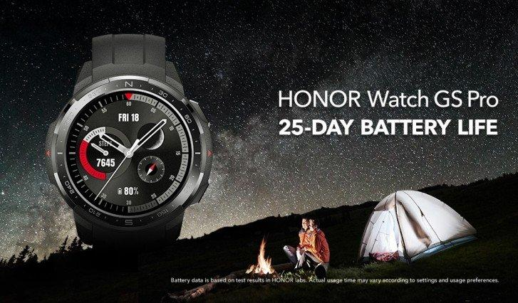 IFA 2020. Honor представил умные часы Honor Watch GS Pro (gsmarena 012)