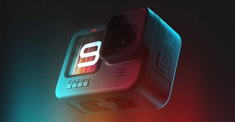 Компания GoPro представила новейшую камеру HERO9 Black (hero9 black)