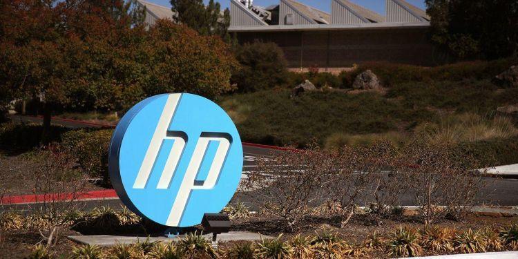 Компания HP может выпустить складной смартфон (hp inc)