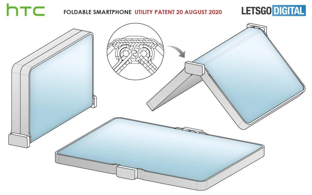 HTC создаёт собственный складной смартфон (htc opvouwbare smartphone 1024x640 1)