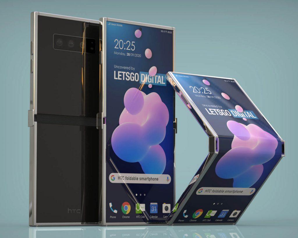 HTC создаёт собственный складной смартфон (htc telefoon 1024x818 1)