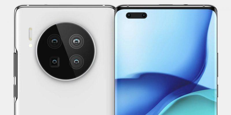 Серию смартфонов Huawei Mate 40 представят 22 октября (huawei mate 40 pro img 1 large)
