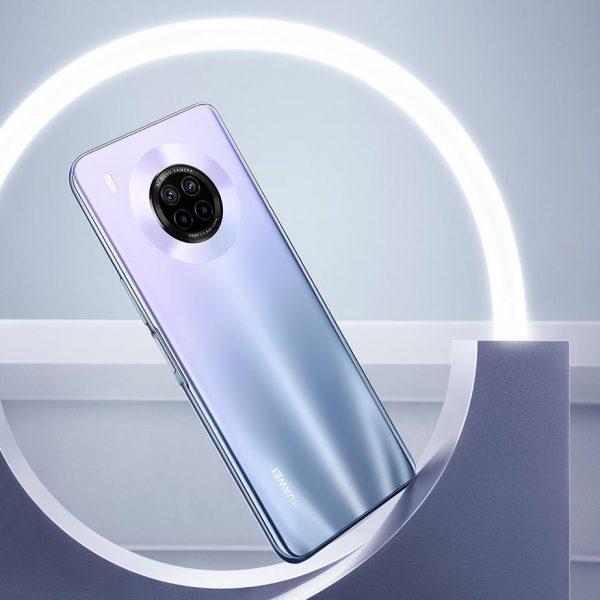 Huawei представила смартфон Huawei Y9a (huawei y9a id design 01)