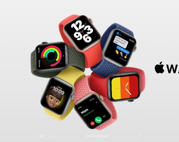 Apple выпустила бюджетный вариант Apple Watch SE (image 26)