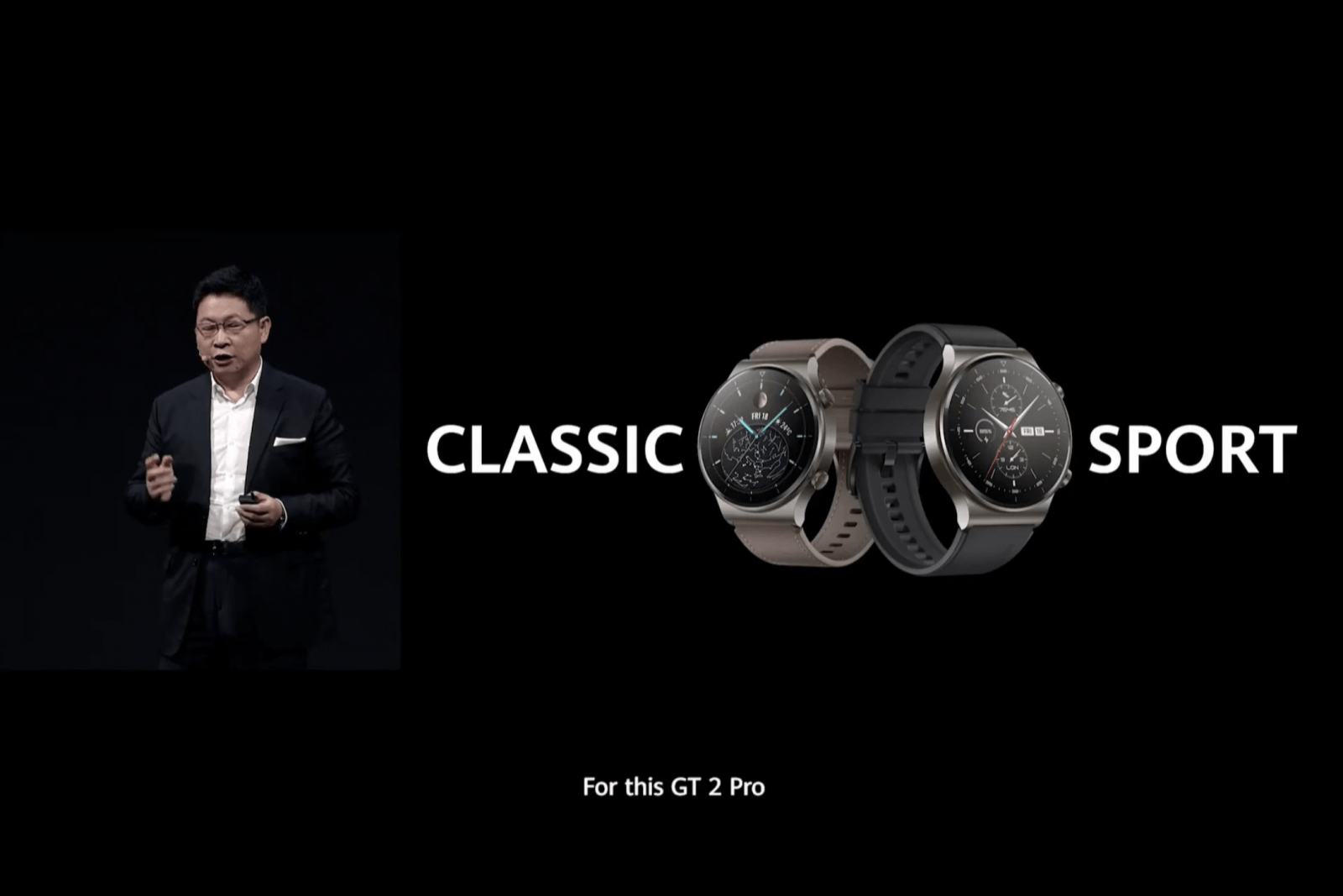 Huawei представила умные часы Huawei Watch GT 2 Pro (image 3)