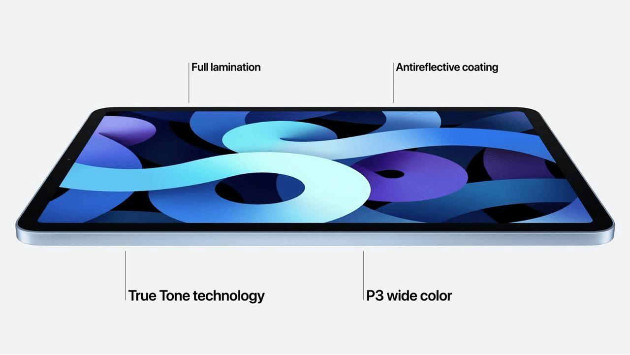 Apple показала новый мощный iPad Air 2020 (image 38)