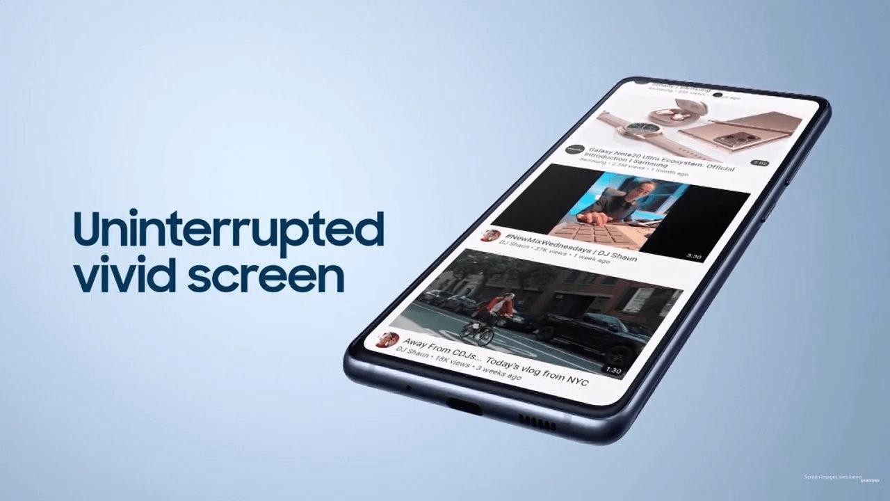 Samsung представила смартфон Samsung Galaxy S20 FE (image 45)
