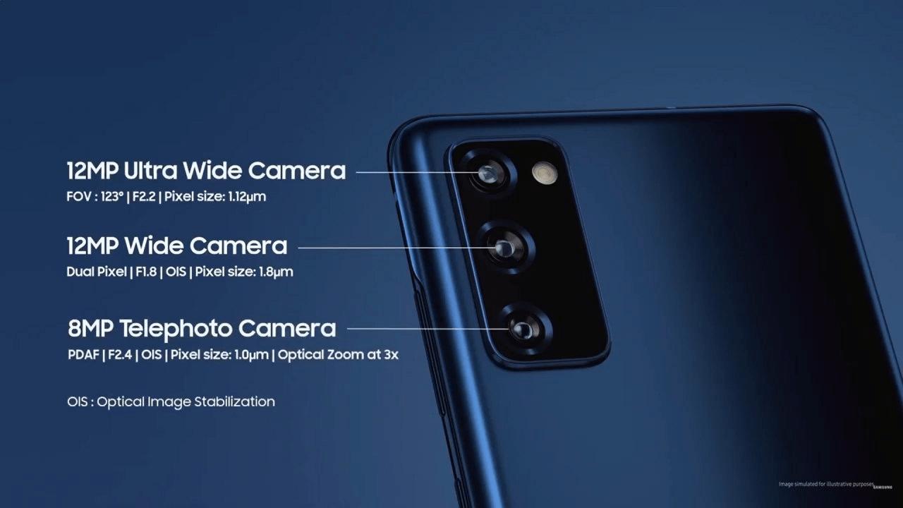 Samsung представила смартфон Samsung Galaxy S20 FE (image 47)