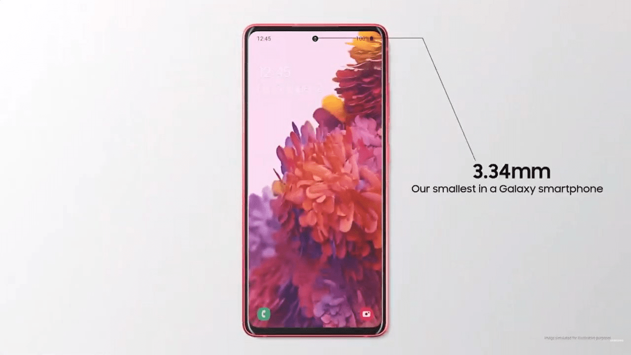 Samsung представила смартфон Samsung Galaxy S20 FE (image 48)