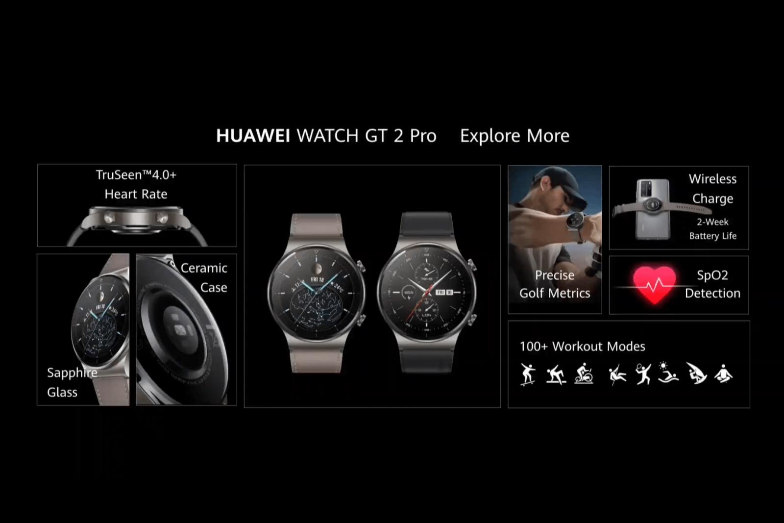 Huawei представила умные часы Huawei Watch GT 2 Pro (image 5)