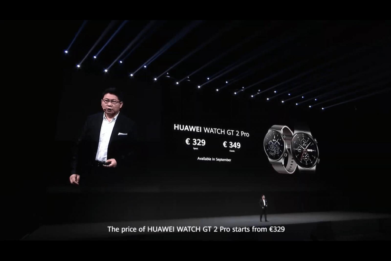 Huawei представила умные часы Huawei Watch GT 2 Pro (image 6)