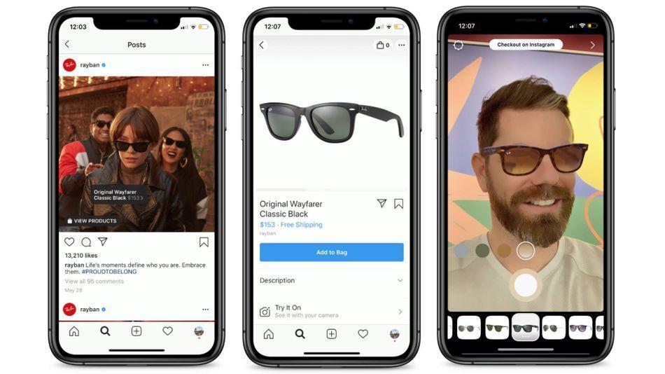Facebook обвиняют в шпионаже за пользователями с помощью селфи-камеры (instagram ar)