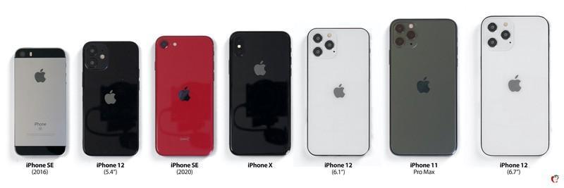 Всё, что Apple покажет 15 сентября: новые Apple Watch и iPad Air (iphone 12 lineup wide small)