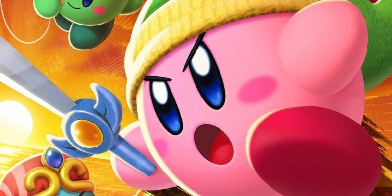 Nintendo удивила владельцев Switch, выпустив Kirby Fighters 2 (kirby br 1600910495353)