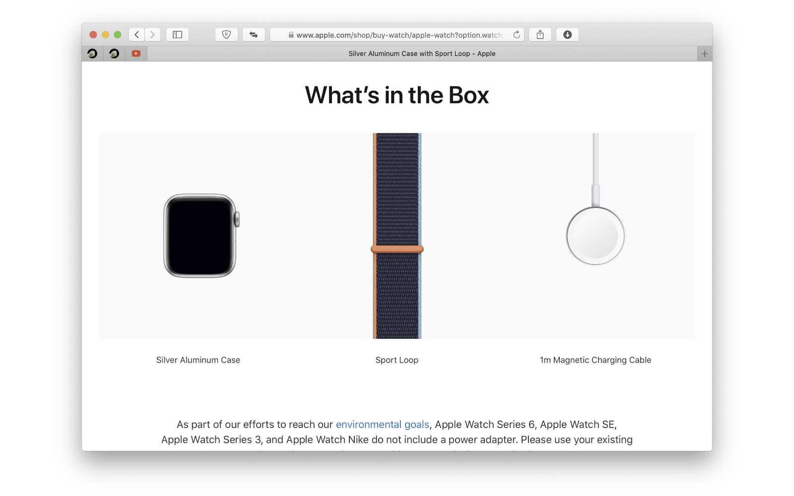 В комплекте Apple Watch Series 6 не будет зарядного устройства (komplekt watch series 6 1)
