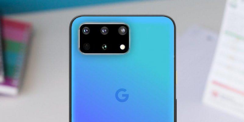 В сети появились цены грядущих смартфонов Google Pixel 5 и Pixel 4a (max res pixel 5)
