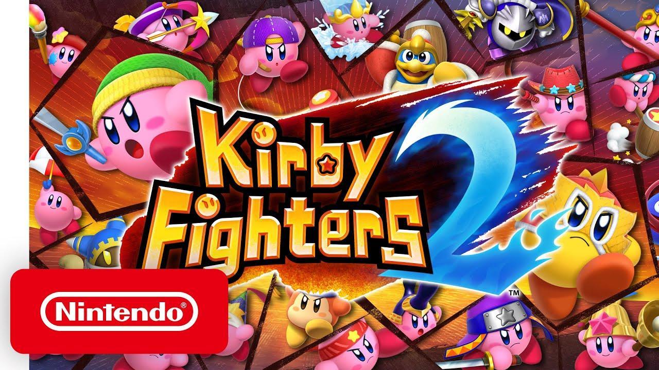 Nintendo удивила владельцев Switch, выпустив Kirby Fighters 2 (maxresdefault 12)