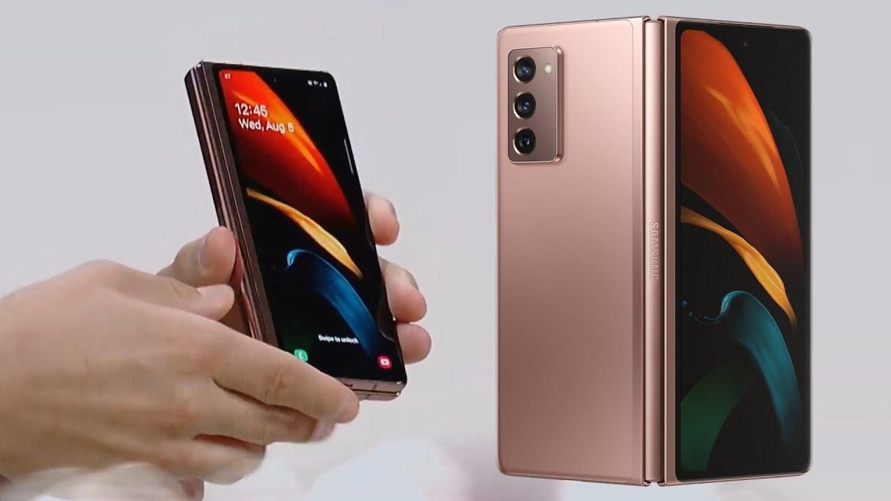Samsung Galaxy Z Fold2 начал продаваться в России (maxresdefault 14)