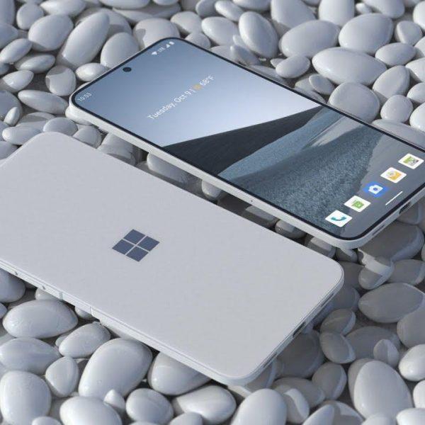 В сети появились концепт-рендеры смартфона Microsoft Surface Solo (maxresdefault 4)