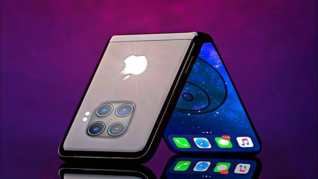 Apple может готовить складной iPhone ()
