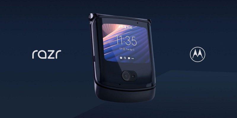 Motorola представила смартфон-раскладушку Motorola Razr 5G (motorola razr 5g e1599680367286)