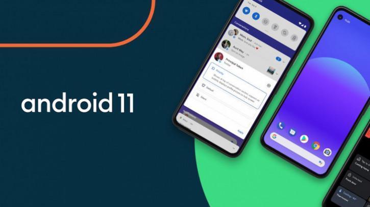Google выпускает Android 11 ()