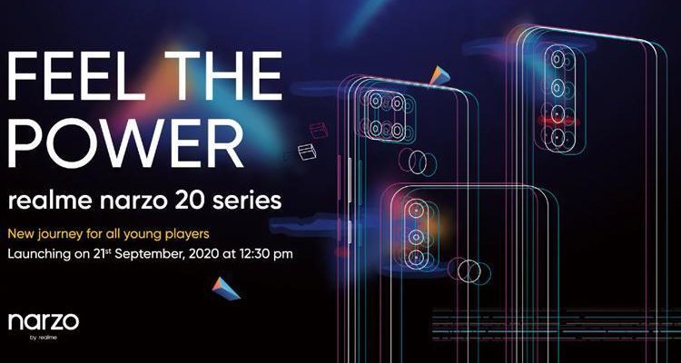 Смартфон Realme Narzo 20 Pro полностью рассекречен (narzo2)