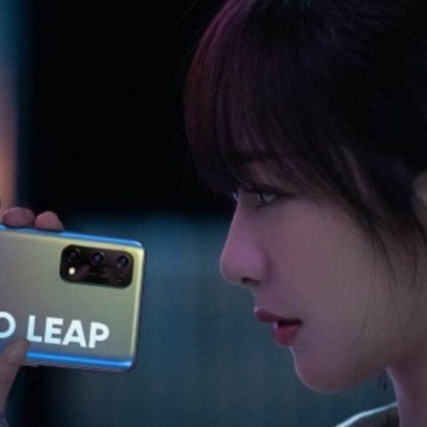 Топовый чип, квадрокамера и большой экран. Представлены смартфоны Realme X7 и X7 Pro (neobychnyj dizajn serii realme x7 raskryt pered zapuskom)