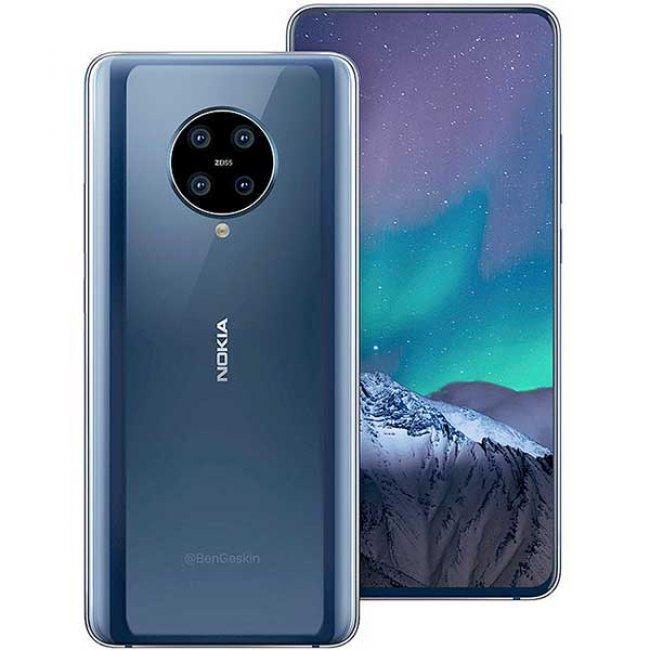 Nokia 9.3 PureView, Nokia 7.3 и Nokia 6.3 представят в ноябре 2020 года (nokia 93 pureview gsm big 3323 1 4897686595)